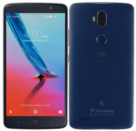 ZTE تكشف عن هاتفها الذكي الجديد Blade MAX 3