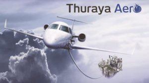 الثريا تطلق خدمة الاتصالات عبر الأقمار الصناعية لقطاع الطيران