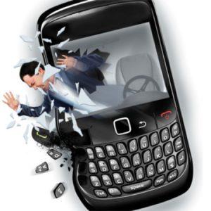 تطبيق لمنع استخدام الهاتف أثناء القيادة