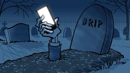 فيسبوك يتيح لك التحكم بحسابك بعد موتك