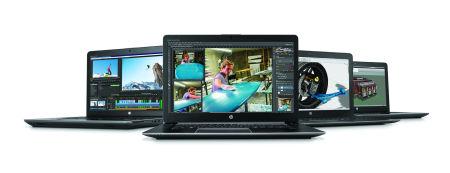 مجموعة جديدة من سلسلة الحواسب الشخصية HP ZBook