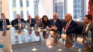 ترامب يؤسس مجلساً للتكنولوجيا
