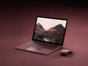 مايكروسوفت تكشف عن الحاسب المحمول Surface Laptop