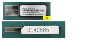 IBM تعترف بوجود برنامج خبيث في بعض مفاتيح USB الخاصة بها
