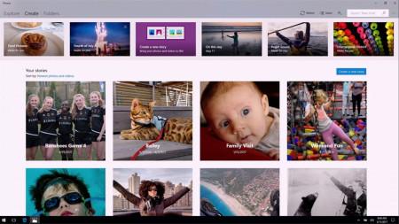 Story Remix.. تطبيق جديد من مايكروسوفت لتحرير مقاطع الفيديو