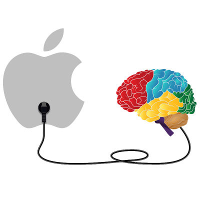 آبل تطور شريحة لتفعيل الذكاء الصنعي في الآيفون