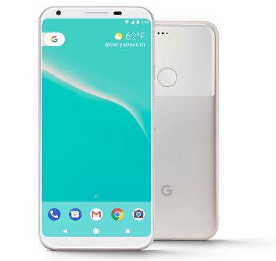 أبرز مواصفات هاتف Google Pixel 2 المقبل