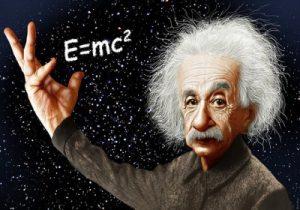 التشابك الكمي وأينشتاين