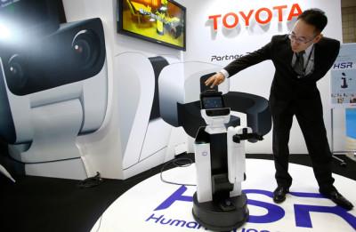 روبوت مميز لمساعدة ذوي الاحتياجات الخاصة