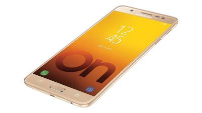 سامسونج تكشف النقاب عن هاتف Galaxy On Max