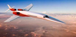 مادة تقود لثورة بقطاع الطيران.. من لندن إلى نيويورك بساعتين