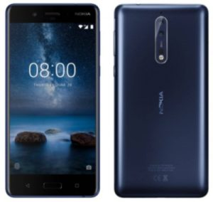 نوكيا تستعد لإطلاق هاتفها الذكي Nokia 8