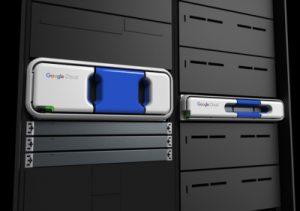 جهاز ينقل البيانات مباشرة إلى منصة قوقل السحابية