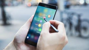 ميزة مهمة بخصائص ثورية في Galaxy Note 8