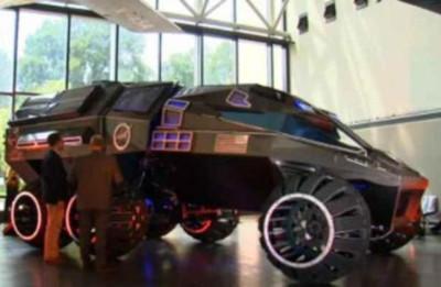 ناسا تبدأ بإنتاج السيارة المريخية