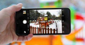 الهاتف iPhone 8 سيضم ميزة المشاهد الذكية
