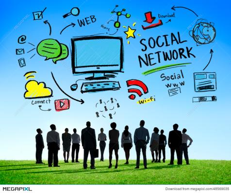 40% من سكان الأرض يستخدمون مواقع التواصل الاجتماعي