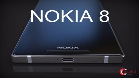 هاتف Nokia 8 قادم بكاميرا أمامية 13 ميغابكسل