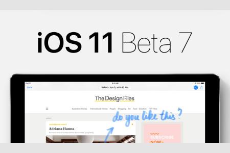 آبل تطلق نسخة iOS 11 Beta 7 للمطورين بمميزات الجديدة