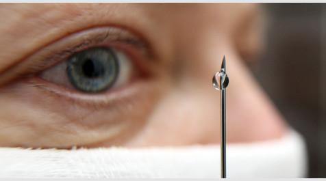 كيف تنقذ إنسانا من السكتة الدماغية بإبرة أو دبوس