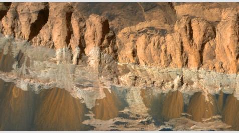 أدلة جديدة على وجود حياة على سطح المريخ