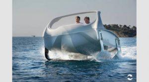 التاكسي المائي مستقبل النقل السريع