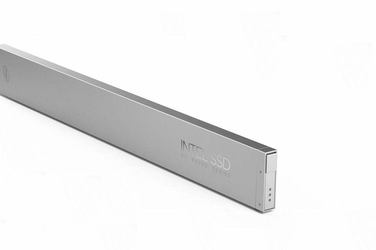 وحدات تخزين SSD ثورية جديدة يمكنه تخزين 1 بيتابايت