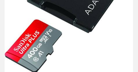 الإعلان عن أكبر بطاقة ذاكرة خارجية microSD سعة في العالم