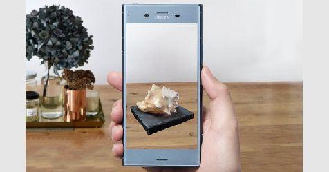هواتف سوني الجديدة توفر ميزة صور 3D