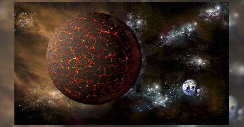 النيزك العظيم هل يدمر كوكب الأرض