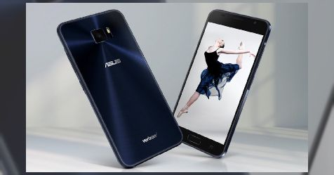 الكشف عن الهاتف الذكي الجديد Zenfone V