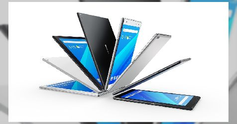 Lenovo تطلق 4 أجهزة تابلت أندرويد جديدة