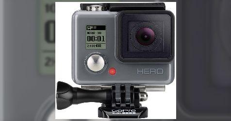 GOPro تزيح الستار أخيراً عن كاميرتها الجديدة Hero 6