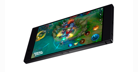 Razer.. أول هاتف ذكي مخصص لمحبي الألعاب بإمكانات جبارة