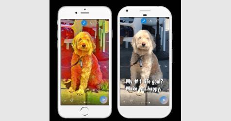 تحديث سكايب يجلب ميزة الفلاتر للصور