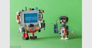 أطباء تجميل للروبوتات