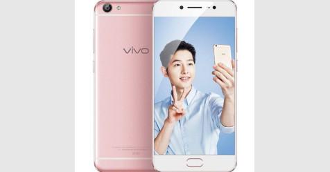 Vivo تطلق أول هاتف ذكى في العالم بكاميرا أمامية 24ميجابكسل