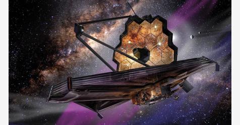 تلسكوب خارق يكشف أجزاءً من الكون لم تشهدها البشرية من قبل