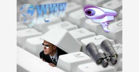 أبرز المواقع الدولية تُسجل كل ما تفعله كما لو أنها تراقبك