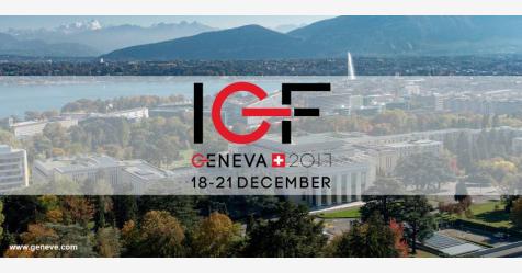 انطلاق منتدى حوكمة الإنترنت الدولي الـ 12 في جنيف