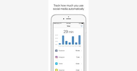 تطبيق يساعد على التخلص من إدمان مواقع التواصل