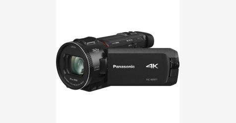 كاميرا HC-WXF1 بعدسة مزدوجة من باناسونيك