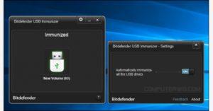 5 - برنامج USB immunizer