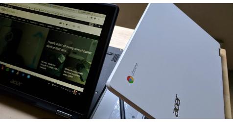 «أيسر» تكشف عن تابلت جديد يعمل بنظام Chrome OS