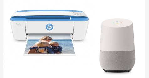طابعات HP تصبح أكثر ذكاء عبر دعمها للأوامر الصوتية