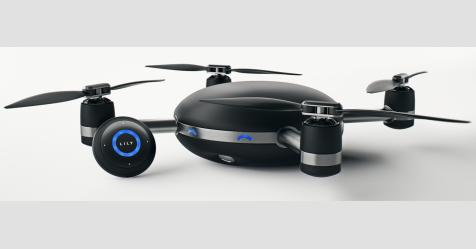 ابتكار شاشة طائرة يتم التحكم فيها بالعين من سامسونج
