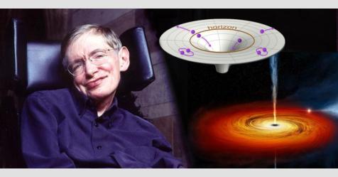 وفاة عالم الفيزياء الأشهر ستيفن هوكينج