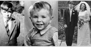 ولد في 8 يناير 1942م