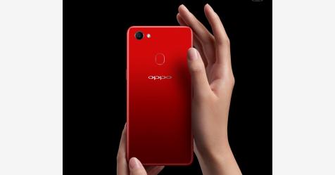 الكشف عن الهاتف الذكي الجديد Oppo F7 بكاميرا أمامية عملاقة