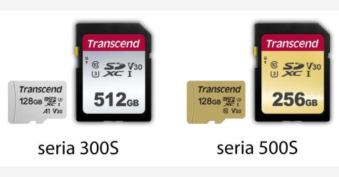 ترانسيند تطرح بطاقات ذاكرة جديدة بسرعات كبيرة وسعات تخزينية فائقة
